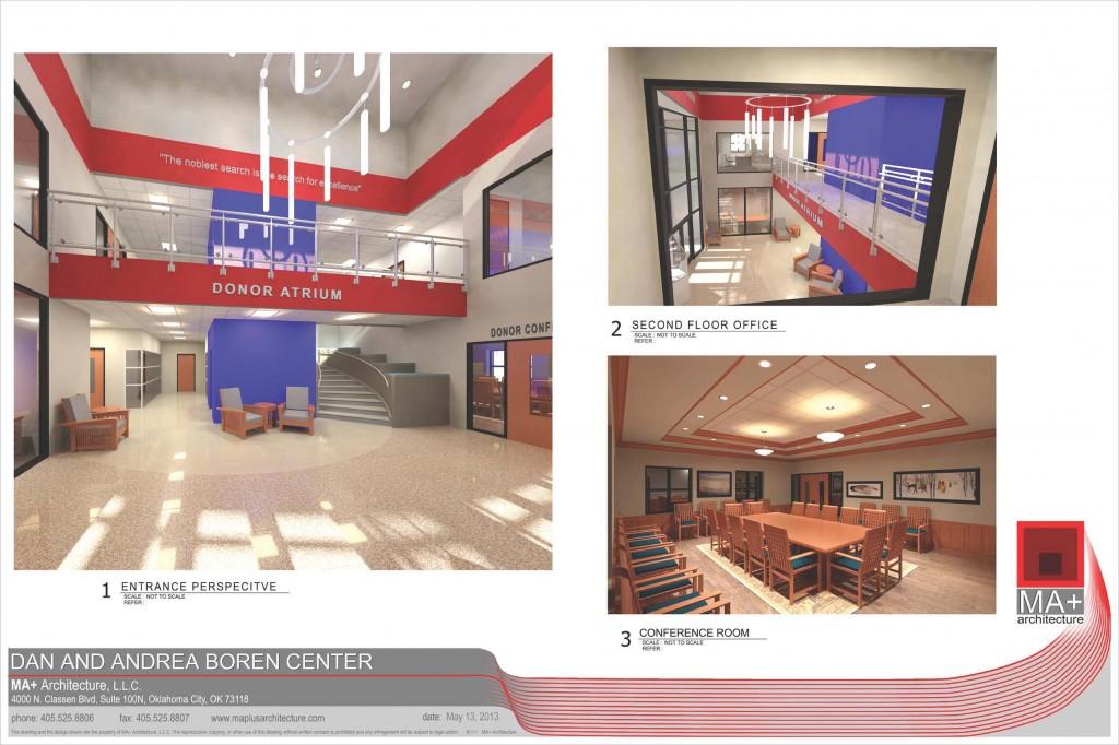 6- Interior Renderings