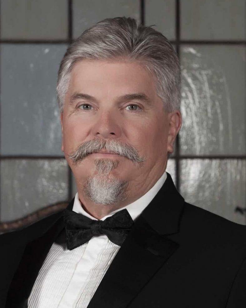 Portrait of John Guinn